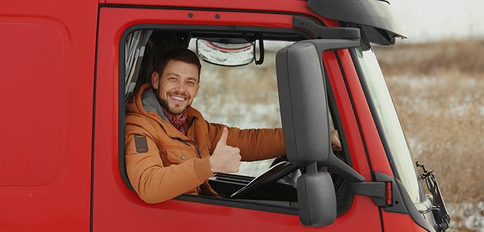 truck rijbewijs halen